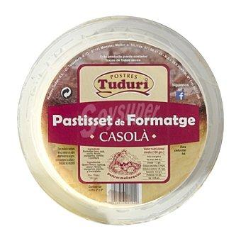 Tuduri Pastel de queso 190 g