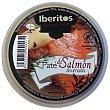 Paté de salmon ahumado Envase 140 g Iberitos seleccion