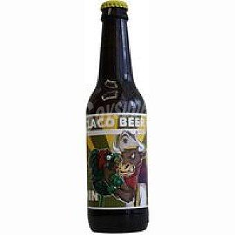 MORLACO Cerveza artesana rubia San Cernin Botellín 33 cl