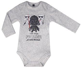 Star Wars Disney Body para bebé superbaby, talla 80