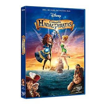 Disney Campanilla, Hadas y Piratas DVD 1 ud