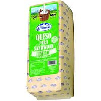 Central Lechera Asturiana Queso Ligero Sandwich  1Kg