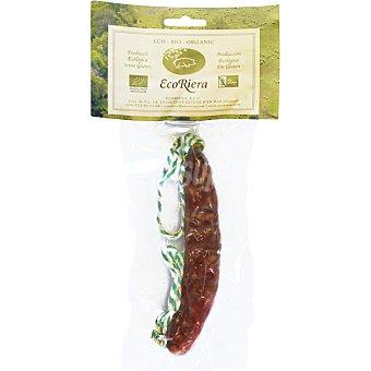 ECORIERA Chorizo ecologico mini Envase 90 g