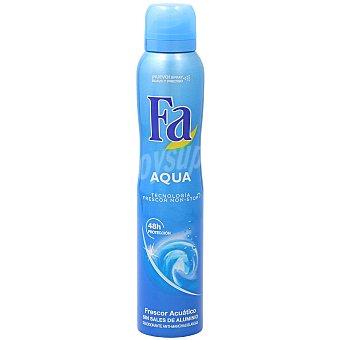 Fa Desodorante Aqua Spray 200 ml