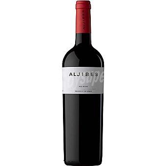 Aljibes Vino tinto coupage de la tierra de Castilla-La Mancha Botella 75 cl
