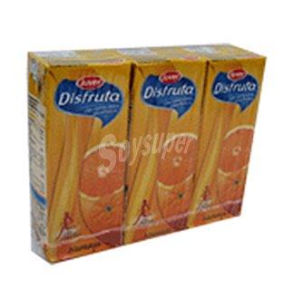 Juver Juver sin azucar naranja 3 UNI 20 CL