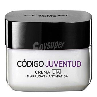 Código Juventud L'Oréal Paris Crema facial 50 ml