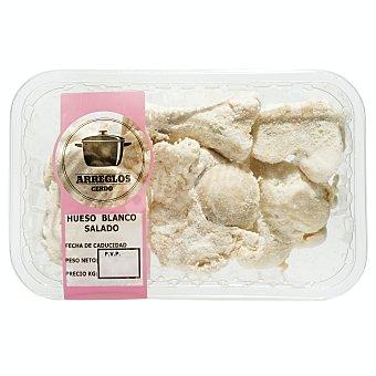 Embutidos Moreno Plaza Cerdo hueso blanco salado fresco Unidad 350 gr