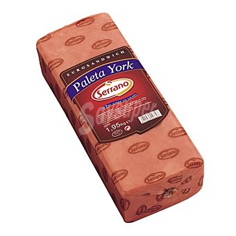 Serrano Fiambre paleta eurosandwich 1 kg