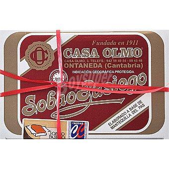 CASA OLMO Sobaos pasiegos de mantequilla 12 unidades paquete 650 g 12 unidades