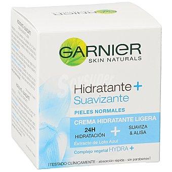 Skin Naturals Garnier Crema hidratante facial Textura Seda Suave 50 ml