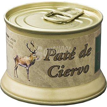 MONTES UNIVERSA Paté de ciervo trufado Lata 130 g