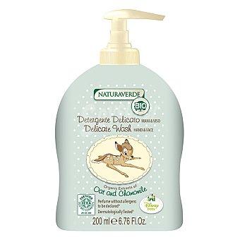 Naturaverde Crema de manos y cara delicada ecológica 200 ml