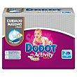 Toallitas Activity Duopack Pack2x54 uds Dodot Activity