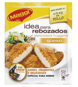 Maggi Sazonador para pollo crujiente con queso 120 g
