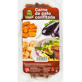 MARTIKO Muslo de pato confit salsa piquillos bandeja 250 gr