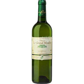 LE GRAND MOULIN Vino blanco Burdeos Francia  botella 75 cl