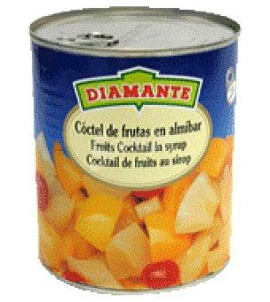 Diamante Coctail de frutas en almibar 480 g