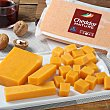 Queso cheddar mature 350.0 g.