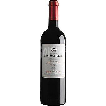 Dominio basconcillos Vino tinto roble ecológico D.O. Ribera del Duero Botella 75 cl