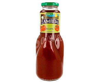 Lambda Zumo de tomate ecológico a partir de concentrado Botella 1 litro