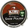 Lata mediana marrón oscuro 50 ml Kiwi