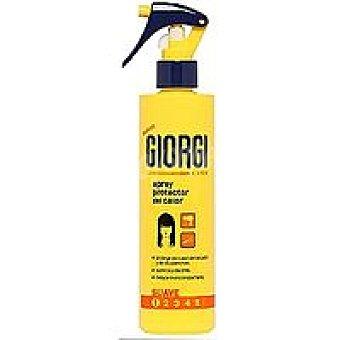Giorgi Spray Protector del Calor (Protege del Calor del Secador y Plancha. elimina el Encrespamiento) Spray 200 ml