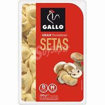 Gallo Tortelloni de setas Paquete 200 g