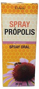 DELIPLUS Spray propolis + echinacea (Previene irritación garganta) Botella de 20 cc