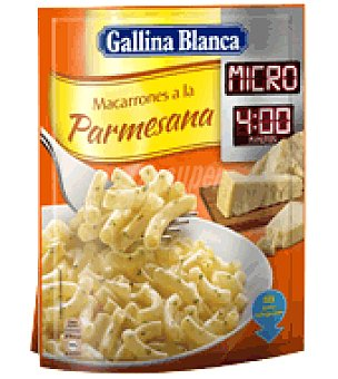 Gallina Blanca Macarrones a la Parmesana 89 g
