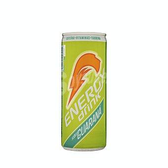 Energy Drink Bebida energetica guarana Lata 250 ml