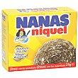Estropajo niquel paquete 1 ud Nanas