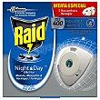 Insecticida eléctrico antimosquitos recambio caja 2 uds Raid