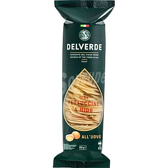 DELVERDE Fettuccine al huevo Paquete 250 g