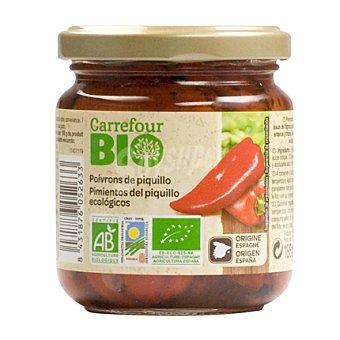 Carrefour Bio Pimientos del Piquillo primera 185 g