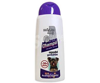 Mister dog Champú acondicionador especial para perros yorkshire 250 ml
