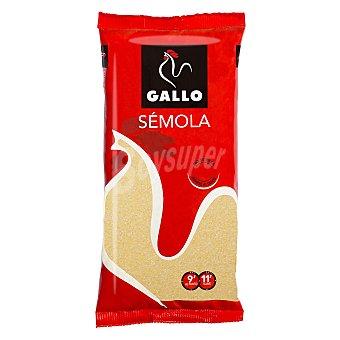 Gallo Sémola de trigo Paquete 250 g