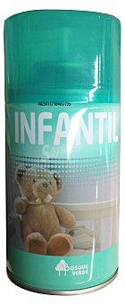 BOSQUE VERDE Ambientador portatil recambio automático aroma infantil 300 cc