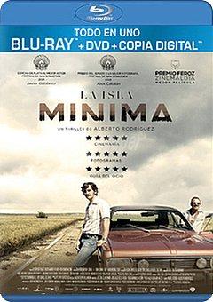 Warner La Isla Minima dvd+br+cd 1 ud