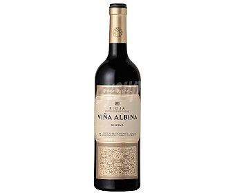 Viña Albina Vino tinto reserva con denominación de origen calificada Rioja Botella de 75 cl