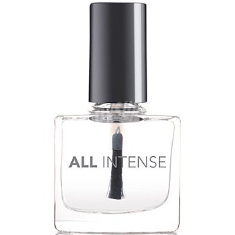 All Intense Protector de laca de uñas Top Coat frasco de cristal