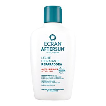Ecran Aftersun After sun calmante hidratante efecto inmediato 200 ml