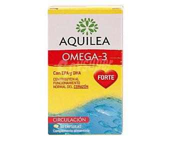 Aquilea Complemento alimenticio de omega 3 que contribuye al funcionamiento normal del corazón 90 c
