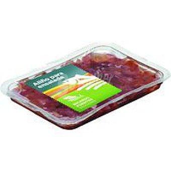 Aliño de ensalada de atún ahumado Bandeja 75 g