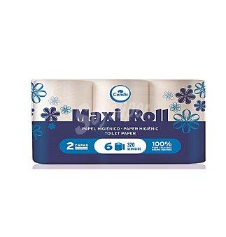 Condis Higienico maxi roll 2 capas 6 UNI