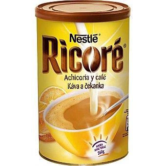 Ricoré Nestlé Bebida soluble 60% achicoria 40% café Lata 260 g