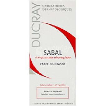 Ducray Sabal champú hiper Bote 125 ml
