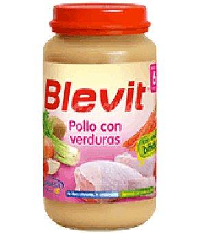 Blevit Tarrito de Pollo con verduras 250 g