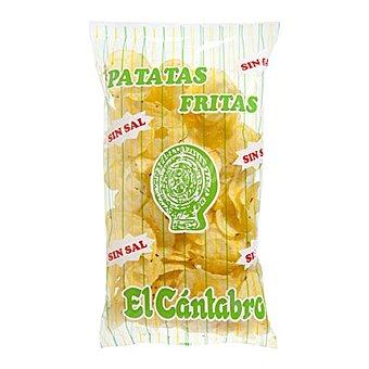 El Cántabro Patatas fritas sin sal 170 g