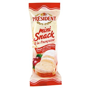 PRESIDENT queso mini snacking  envase 90 gr